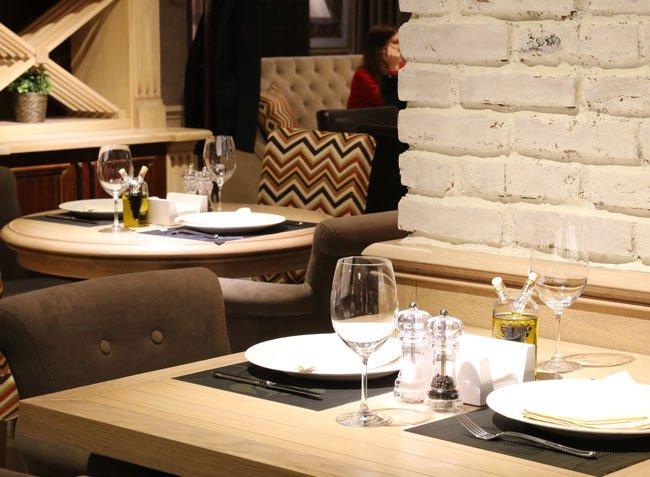 бронирование стола в ресторане Аннам Брахма Оренбург