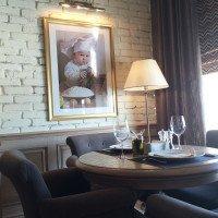 интерьер ресторана Аннам Брахма в Оренбурге