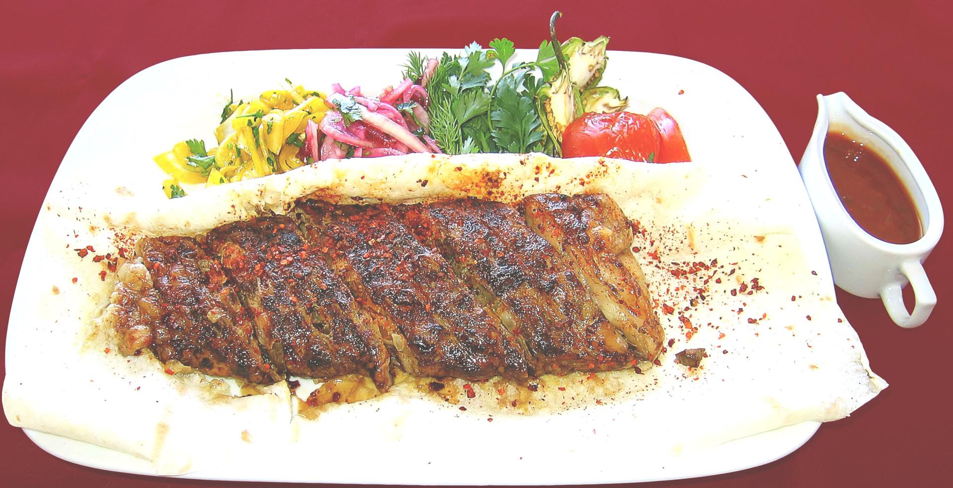 Долма кебаб (Dolma kebab) ресторан Annam Brahma в Оренбурге