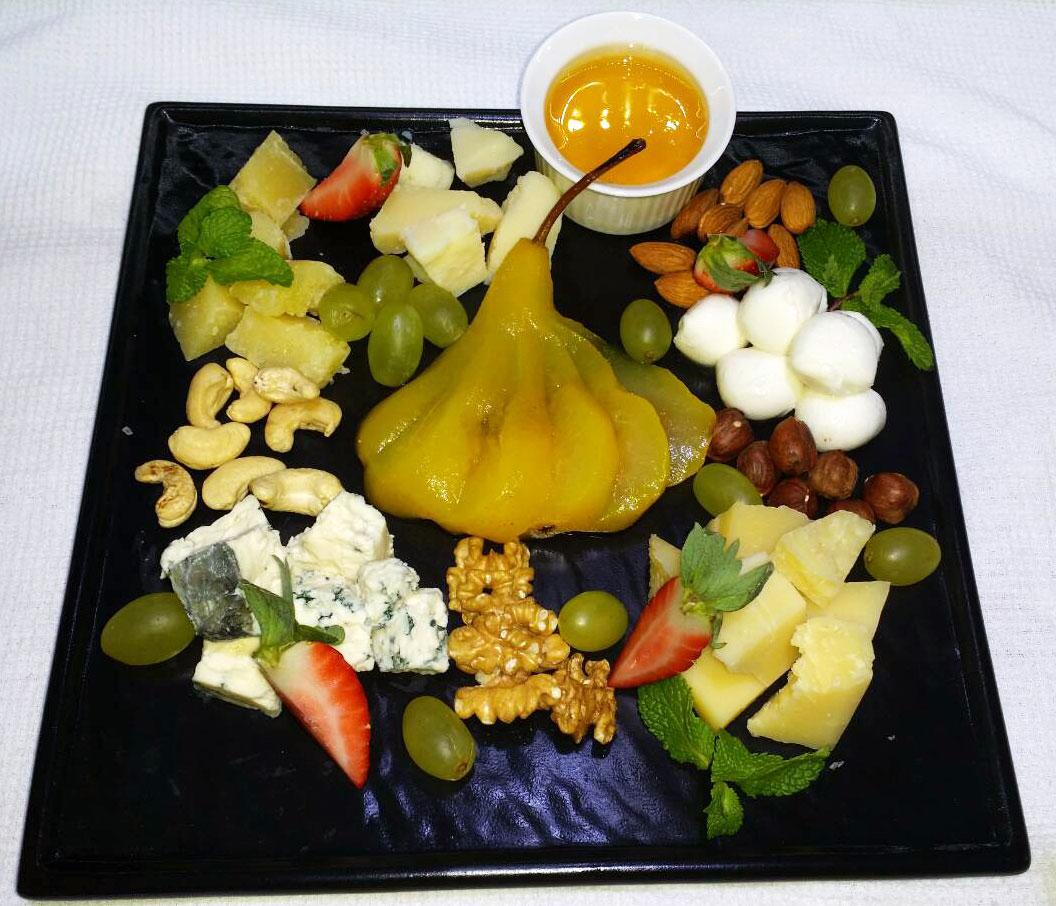 Пища богов - ресторан Аннам Брахма в Оренбурге