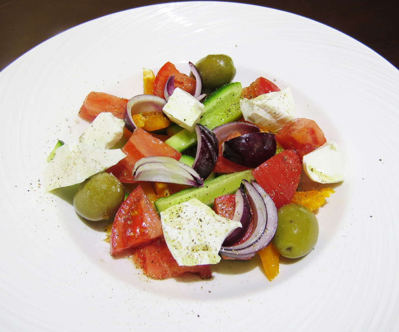 Удовольствие по-гречески ресторан Аннам Брахма в Оренбурге