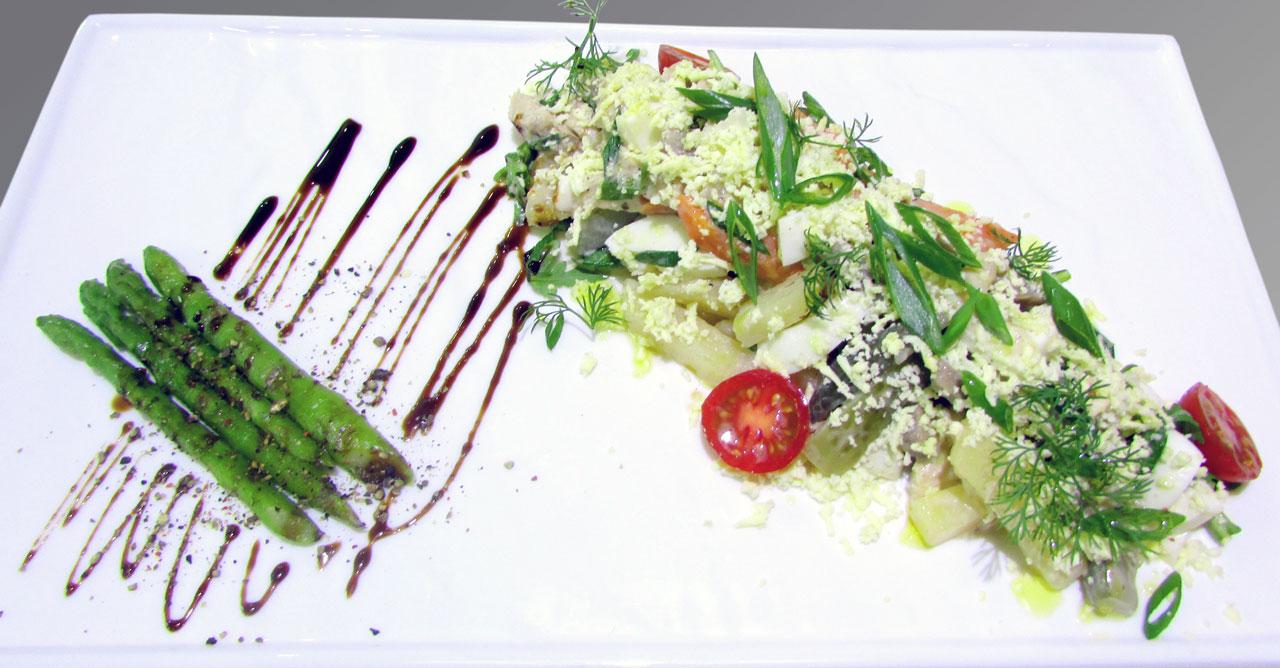 Власто - ресторан Аннам Брахма в Оренбурге