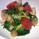 Салат с морепродуктами Нобу (Nobu) - ресторан Аннам Брахма в Оренбурге