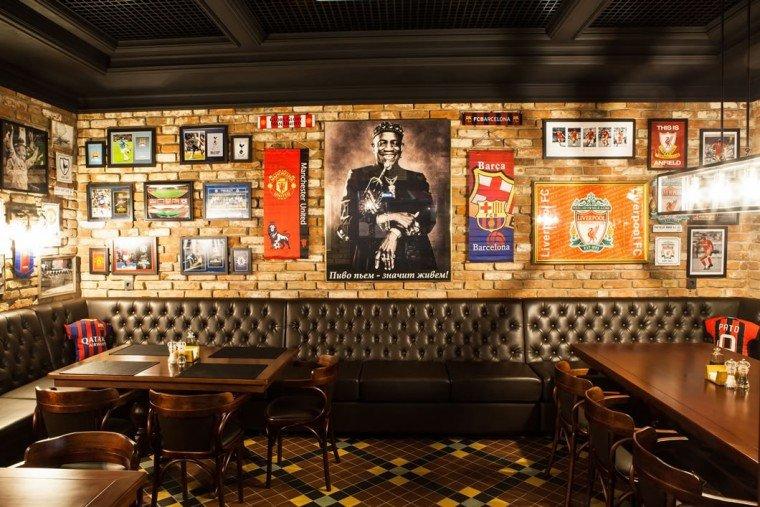 Пивной ресторан Брюгге в Оренбурге