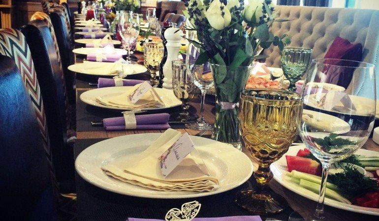 Проведение красивой свадьбы в ресторане Аннам Брахма в Оренбурге