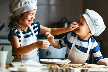 Детское меню в ресторане Аннам Брахма в Оренбурге